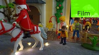 Playmobil Film Deutsch  Der Laternenumzug  / Kinderfilm / Kinderserie