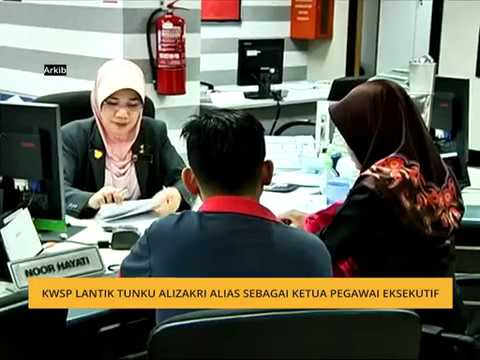 KWSP lantik Tunku Alizakri Alias sebagai Ketua Pegawai Eksekutif