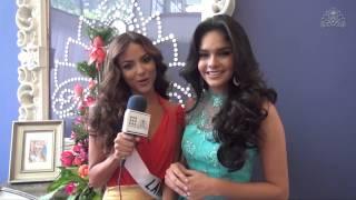 Georgina Bachour Miss Venezuela 2014 Finalist