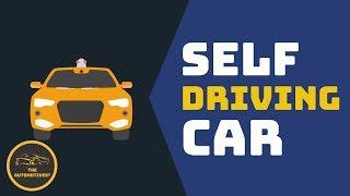 How Driverless Car Works?