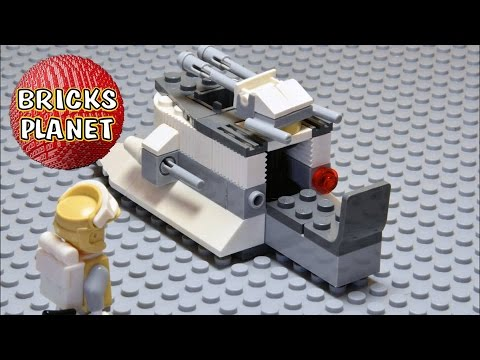 Vidéo LEGO Star Wars 8083 : Rebel Trooper Battle Pack