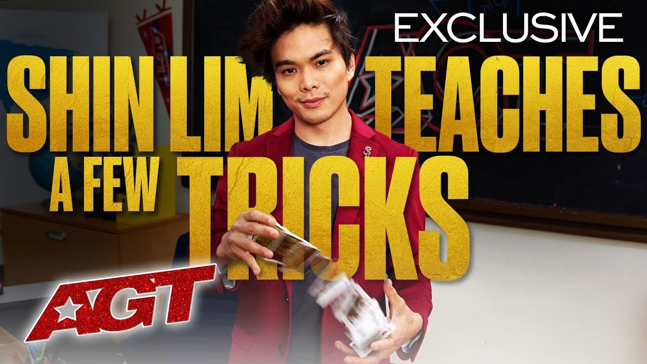 AGT Talent University: Ace Magician Shin Lim Teaches a Master Class - America's Got Talent 2020 thumbnail