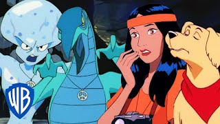 Scooby-Doo! | Amber and Crystal in Scooby-Doo and the Alien Invaders | WB Kids