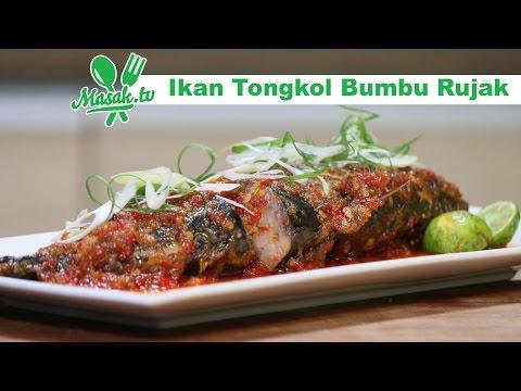 Video Ikan Tongkol Bumbu Rujak | Resep #340