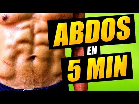 Les meilleurs exercices pour prokatchki des muscles