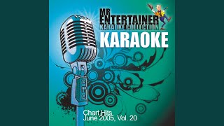 U Don't Know Me (In the Style of Basement Jaxx) (Karaoke Version)