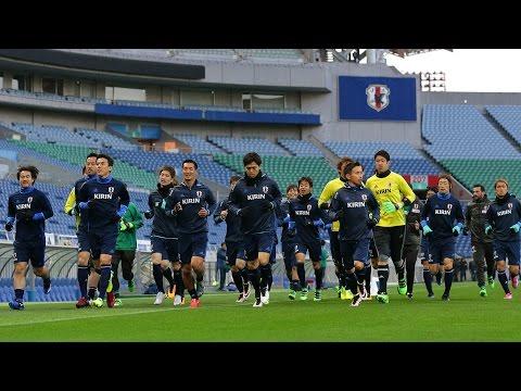 サッカー男子W杯予選を明日に控え、川島・香川・本田・ハーフナーが合流!