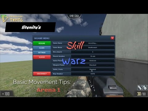 SkillWarz: Basic Movement Tips # 1