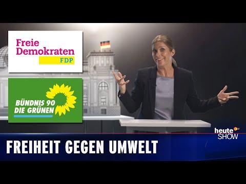 Malý příběh velkých stran (Die Grünen a FDP)
