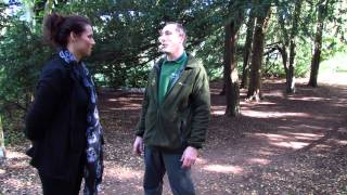 Park Ranger In Sherwood Forest Answers Questions About Robin Hood