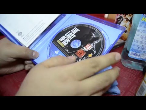 cómo limpiar tus juegos blue rays y cómo evitar que se ray