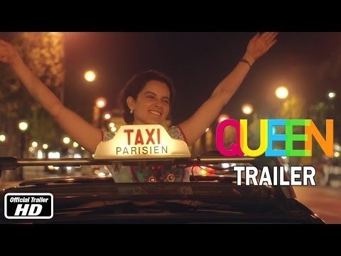 Queen | Official Trailer | Kangana Ranaut | Full HD | 7th Mar, 2014