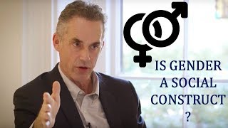 Jordan Peterson - Gender taught as social construct in schools: What to do?