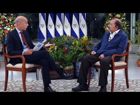 EXCLUSIVE - Interview with Nicaragua's Ortega: 'I am ready to meet Trump'