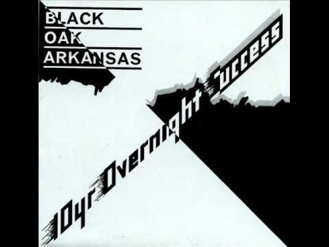 Black Oak Arkansas - When The Band Was Singin' 'Shakin' All Over'.wmv