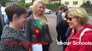 Mhairi For Kingswood - video