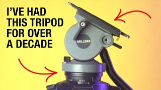 I've had THIS TRIPOD for over a DECADE | Droi Media