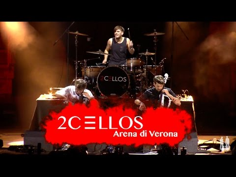 2CELLOS - They Don't Care About Us [Live at Arena di Verona]