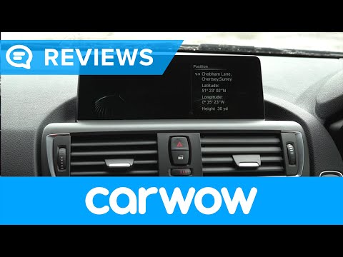 BMW 2 Series Coupe 2018 infotainment and interior review   Mat Watson Reviews