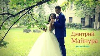 Свадебная видеосъёмка,  видеограф на свадьбу в Омске от компании Видеосъёмка свадеб в Омске. - видео 2