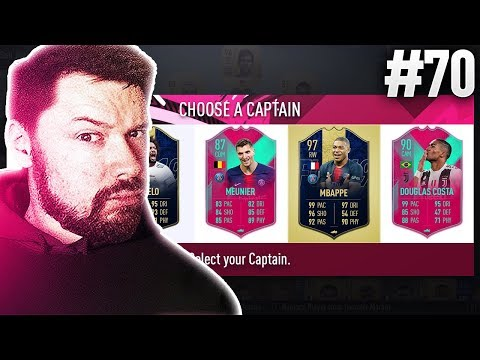 WHAT A PACK! - #FIFA19 ULTIMATE TEAM DRAFT TO GLORY #70