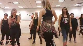Zumba With Ellie    Daddy Yankee & Snow   Con Calma