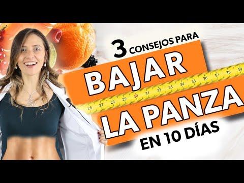 Imagem ilustrativa do vídeo: 3 Consejos para PERDER BARRIGA en 10 días