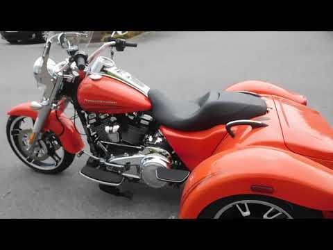 2017 Harley-Davidson Trike Freewheeler at Bumpus H-D of Murfreesboro
