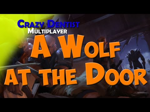 A Wolf at the Door | Raven clan in 4v4 | Northgard