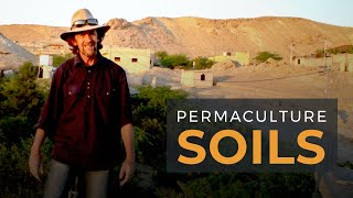 Supporting SOILS on International Permaculture Day with Geoff Lawton