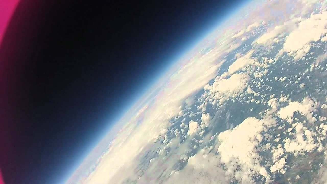 Pi In The Sky: How Two Brits Sent A Raspberry Pi Into Space