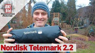 Zelt im Test: Nordisk Telemark 2.2 LW