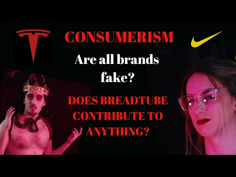 How consumerism presents itself as activism. Does watching leftist YT contribute to anything?