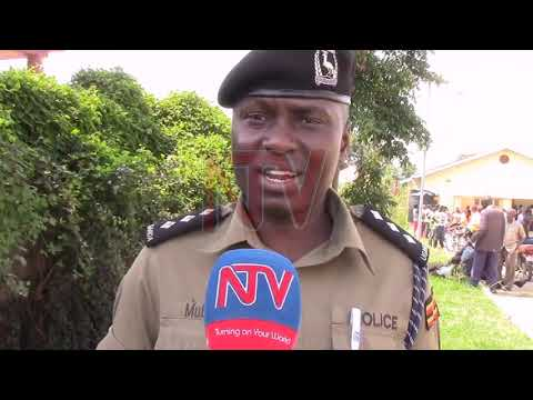 Namutumba bus accident blamed on commuter taxi