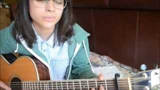 Chiara Furfari Damien Rice- Colour Me In Acoustic Cover