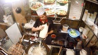 Singapore Street Food in Takashimaya Food Village on Orchard Road