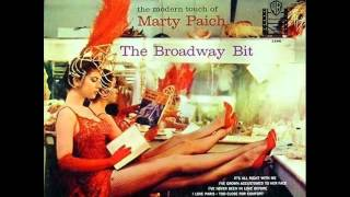 Marty Paich and His Orchestra - I've Grown Accustomed to Her Face