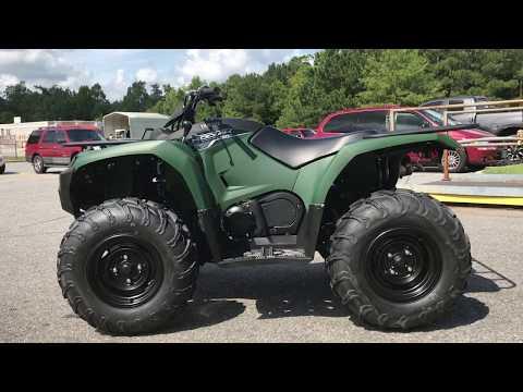 2018 Yamaha Kodiak 450 in Greenville, North Carolina