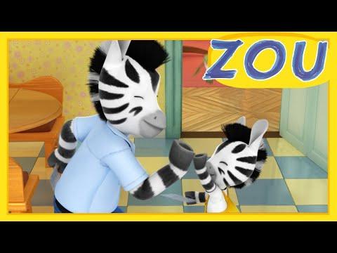 Zou en Français 💫 SUPER-ZOU ⚡️ Dessins animés pour enfants