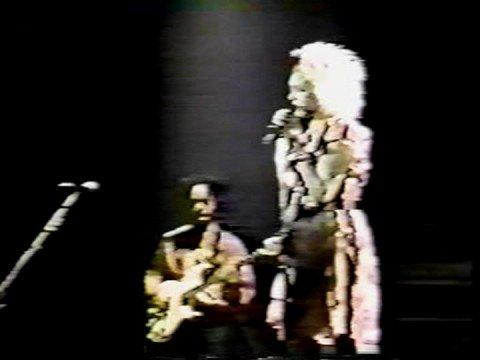 Cyndi Lauper - My First Night Without You (Live '89)