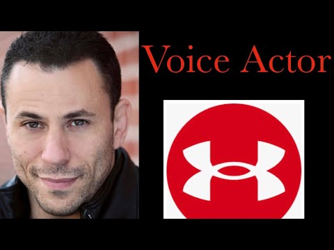Matthew Pollino - Under Armour VO Commercial Spot