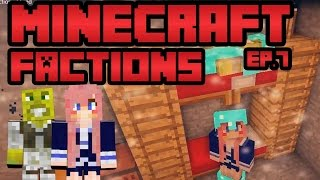 Puglife Returns!   Ep. 7   Minecraft Factions with Smallishbeans