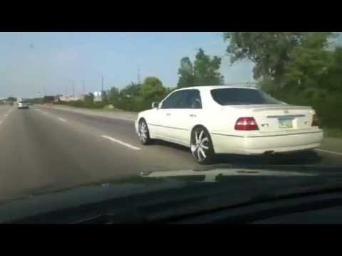 """Infinity Q45 T on 22""""rims clean"""