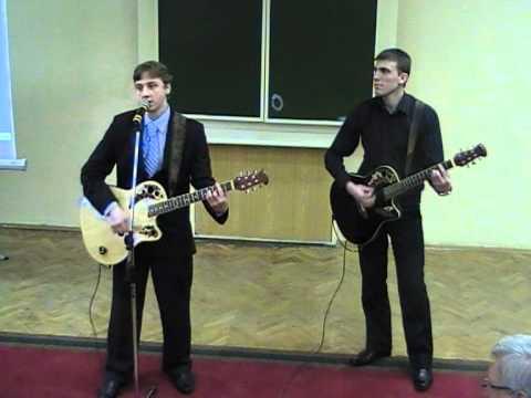 Голубые береты - Память (Rengenoscopia guitar acoustic cover)