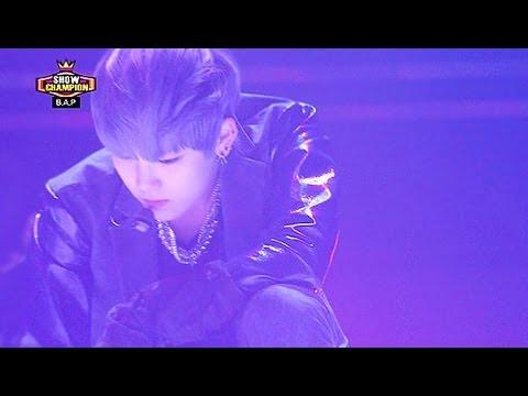 B.A.P - One Shot, 비에이피 - 원샷, Show champion 20130320