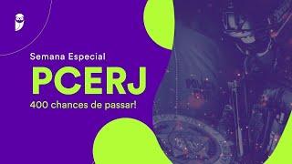 Semana Especial Concurso PCERJ: Direito Penal e Processual Penal - Prof. Priscila Silveira
