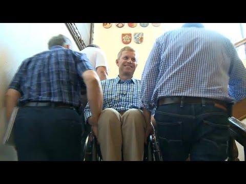 VdK TV: Inklusion in der Arbeitswelt: Ein Bürgermeister im Rollstuhl