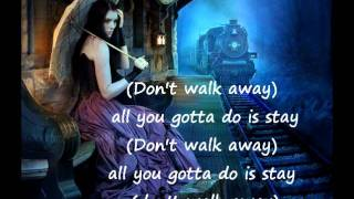Electric Light Orchestra- Don't Walk Away