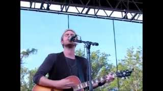 "Lifehouse at the Wilmington Flower Market performing ""Sick Cycle Carousel"""