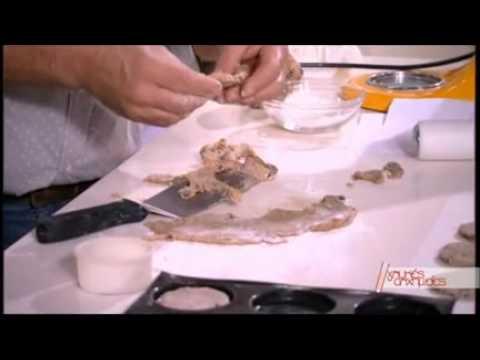 Μπισκότα με βούτυρο και βρώμη από τον Στέλιο Παρλιάρο